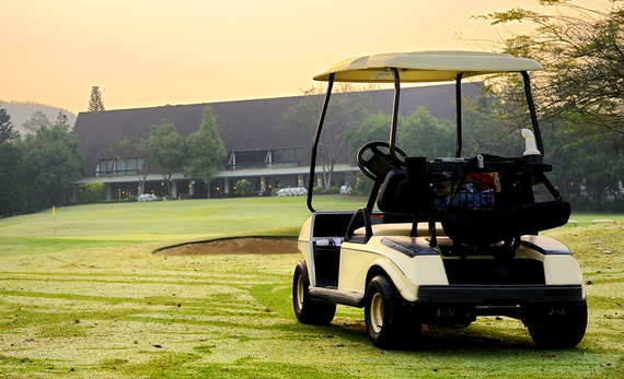 golf cart accu